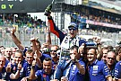 Lorenzo se impone en Le Mans y Rossi es segundo