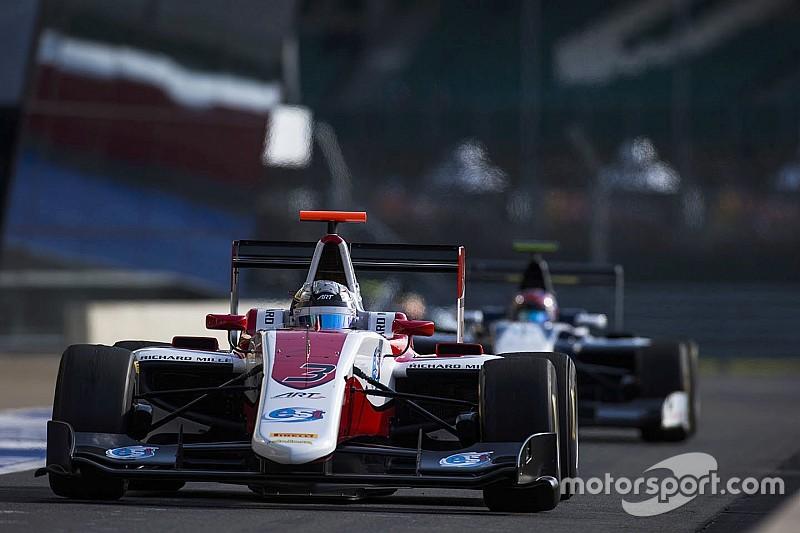 GP3 у Сільверстоуні: Альбон заробляє перший поул
