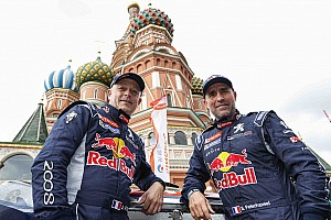Cross-Country Rally Preview 2016 Silk Way Rally: New horizons as team Peugeot resumes its CCR programme