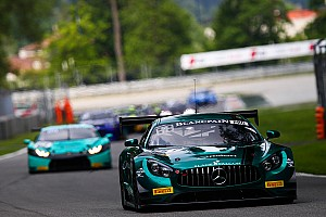 Blancpain Endurance Preview AMG - Team Black Falcon 2016 racing campaign continues at Silverstone