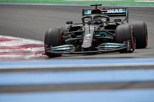 Hamilton: Fabeltje rond chassiswissel Mercedes uit de wereld geholpen