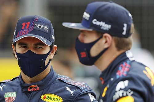 Marko insinúa la ampliación del contrato de Pérez en Red Bull