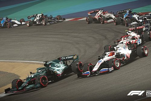 Lockdown events led to greater driver input for F1 2021 game