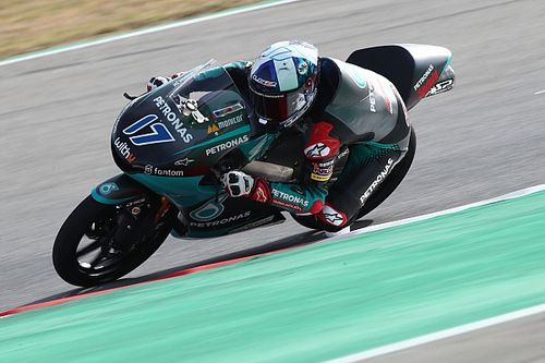 Hasil FP1 Moto3 Jerman: McPhee Puncaki Sesi Latihan Bebas Pertama