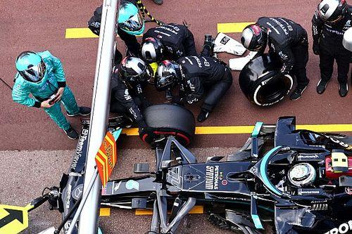 Bottas zaskoczony werdyktem Mercedesa