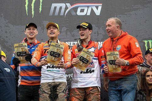 MXGP zet streep door Motorcross of Nations