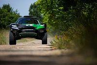 Bottas en Vergne werken test af in Extreme E-auto