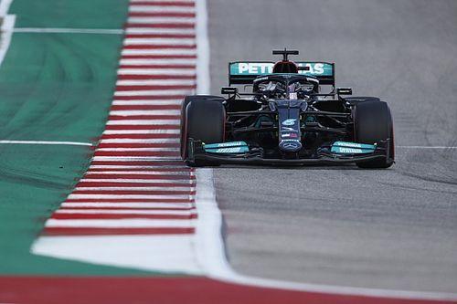 """Hamilton: Mercedes a """"perdu du terrain"""" lors des EL2"""