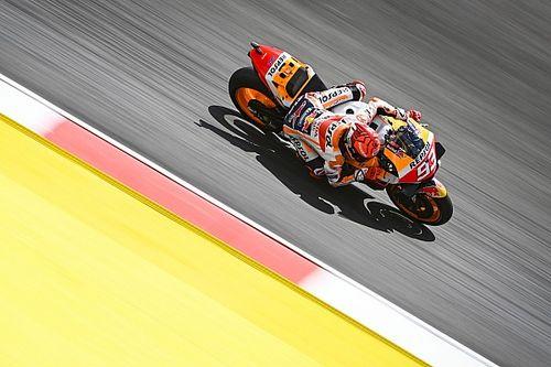 Photos - Première journée à Portimão pour les MotoGP