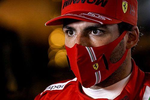 F1: Sainz opina sobre duelo entre Hamilton e Verstappen em 2021