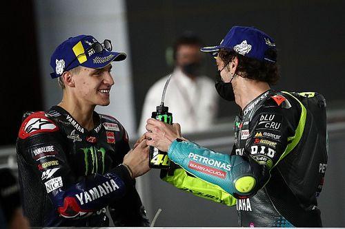 "Quartararo: Replacing Rossi at Yamaha ""huge responsibility"""