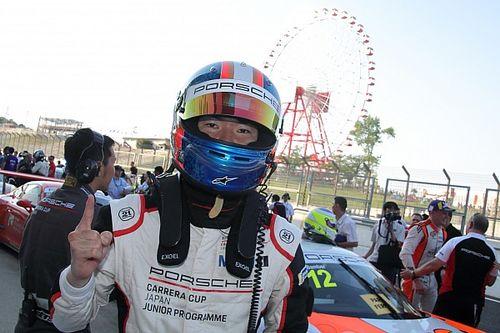 PCCJ鈴鹿戦で連勝した笹原右京「今後につながるヒントが見つかった」