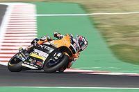 Raffin raakt uitgeput in GP San Marino, Bendsneyder anoniem