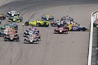 Три пилота одной команды попали в завал на гонке IndyCar
