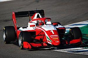 El hermano de Leclerc, Arthur, sube la Fórmula 3 con Prema