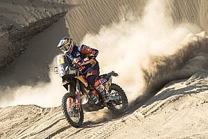 Rallye Dakar 2019: Price führt nach Etappe 9 weiterhin knapp vor Quintanilla