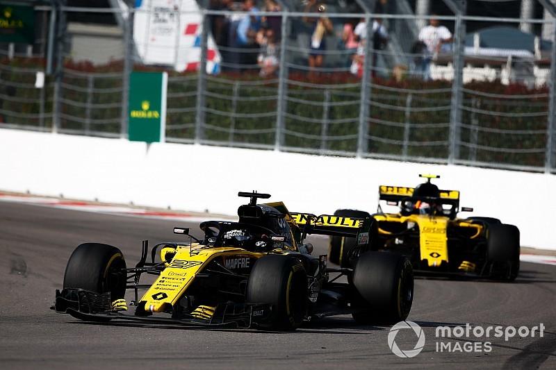Hulkenberg reconoce que Renault perdió en la carrera de desarrollo