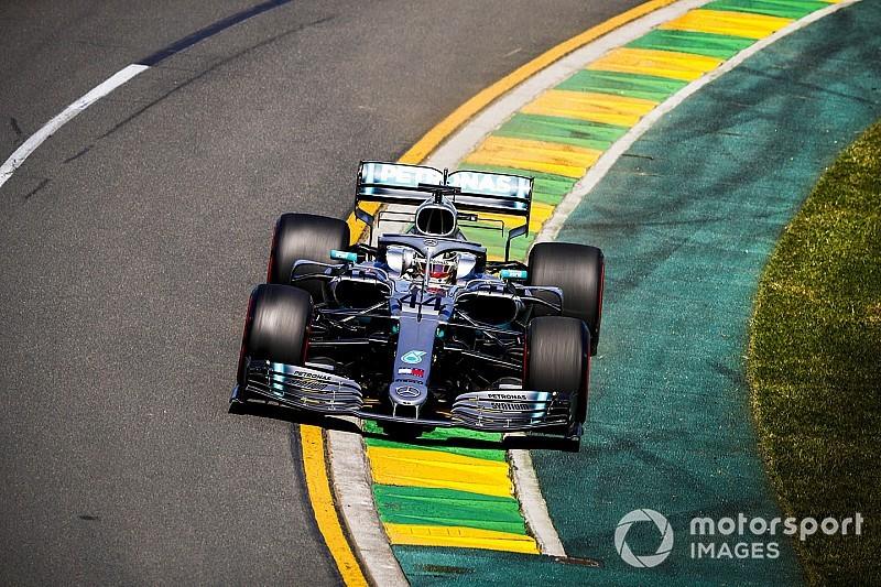 Hamiltonék bizakodóak az Ausztrál GP szabadedzései alapján, de nem