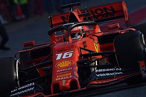 """フェラーリはメルセデスの""""少し先""""を行っているとボッタス"""