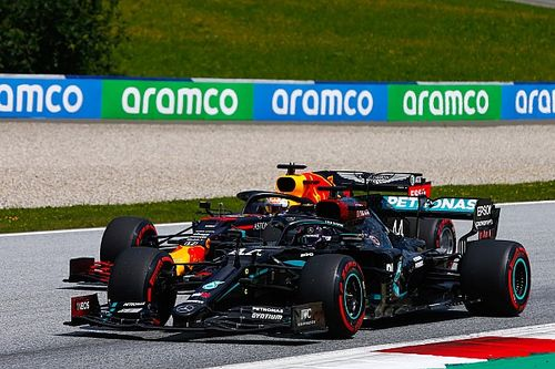 """Red Bull: """"Es frustrante que Mercedes esté por delante otra vez"""""""