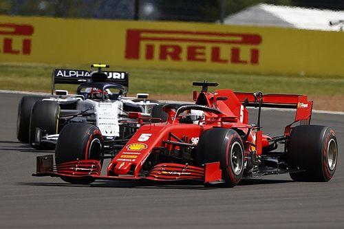 """A volt Ferrari-pilóta tanácsa Vettelnek: """"Vonuljon vissza"""""""