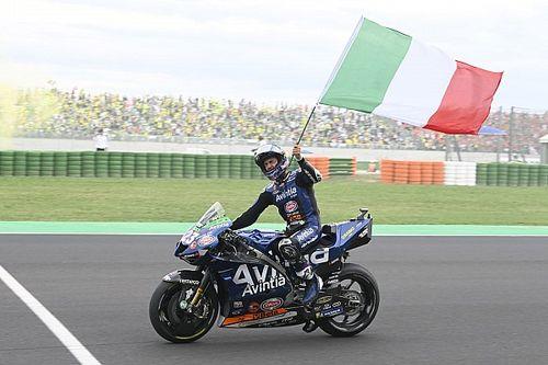 """Le podium de Bastianini a """"meilleur goût"""" que celui de Zarco pour Xaus"""