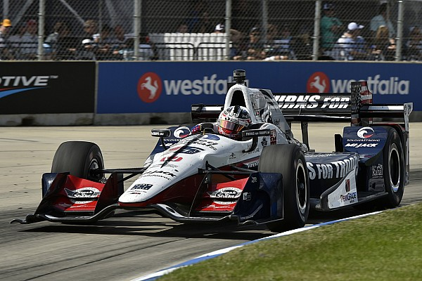 IndyCar Graham Rahal centra una clamorosa doppietta a Detroit