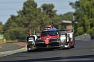 Kobayashi: quebra em Le Mans