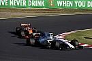 Massa diz por que ficou entre duelo de Verstappen e Hamilton