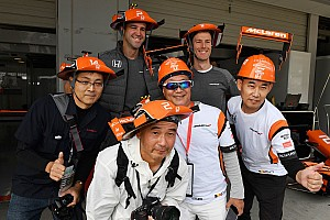 Formel 1 Fotostrecke Die schönsten Fotos vom F1-GP Japan in Suzuka: Donnerstag