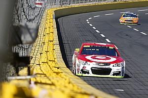 NASCAR Sprint Cup Crónica de entrenamientos Larson logró el mejor tiempo en la primera de Charlotte