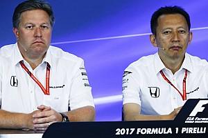 Formule 1 Analyse McLaren toujours plus proche d'un divorce avec Honda