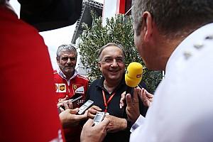 Formule 1 Actualités Chez Ferrari, Marchionne renouvelle sa confiance à Arrivabene