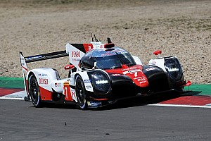 WEC Reporte de prácticas López lidera la práctica 3 del WEC en Nurburgring