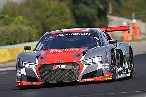 BSS Prove libere Nurburgring, Libere 1: Vanthoor e l'Audi subito al comando