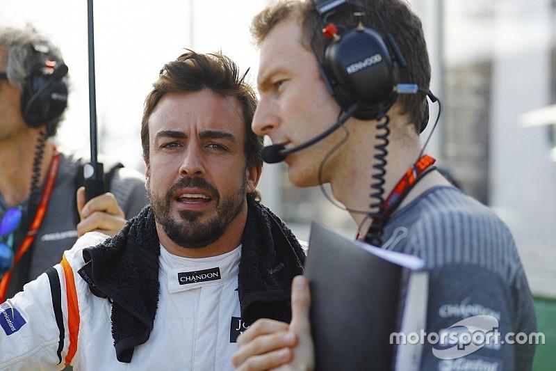 """Alonso, sobre su futuro: """"En esta vida no se puede descartar nada"""""""