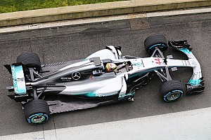 LIVE: Follow the Mercedes F1 2017 launch as it happens