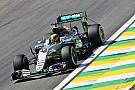 Brazilian GP: Hamilton leads Verstappen and Rosberg in FP1