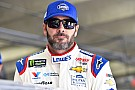 NASCAR Cup Jimmie Johnson rolls the dice but falls short of another 600 win