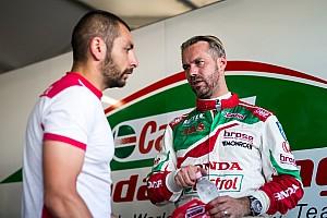 WTCC Noticias de última hora Monteiro perderá la carrera en China