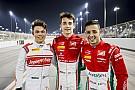 FIA F2 【F2】バーレーン予選:昇格初戦のルクレールPP、松下信治6位