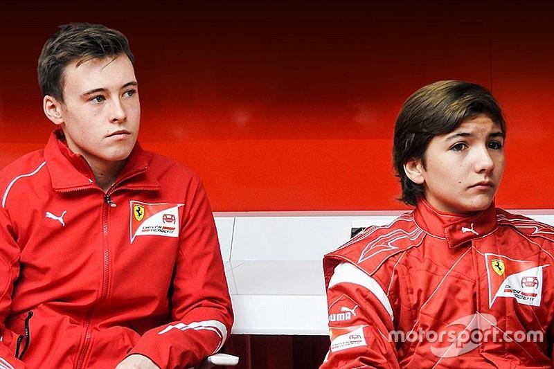 Ferrari duo Fittipaldi and Armstrong get Prema F4 seats