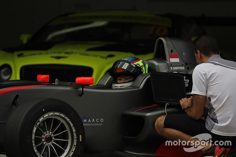 Absolute Racing: Keanon siap berlaga semusim penuh di Formula Masters