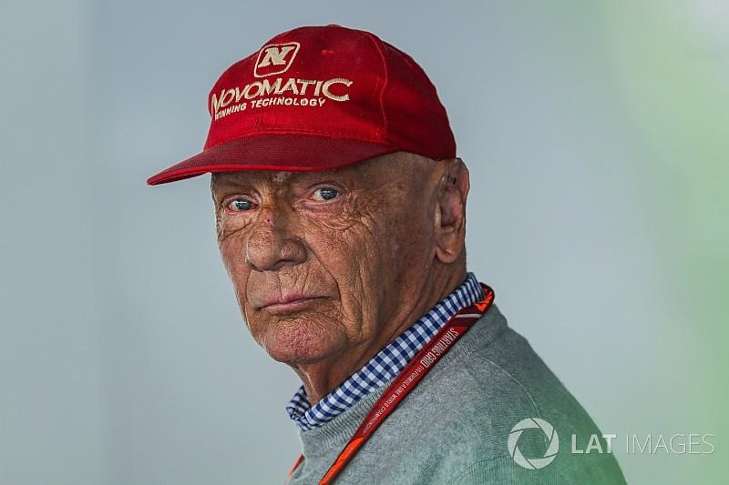 Niki Lauda gibt zu: Bin in der F1 mit dem Herzen bei Ferrari