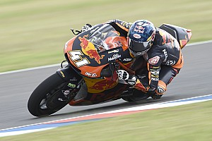 Moto2 Noticias de última hora Binder pasó por el quirófano y estará tres semanas de baja