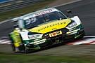 DTM Hockenheim, Libere 1: Rockenfeller guida la tripletta Audi