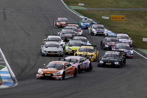 DTM Green defends DTM restart after Hockenheim penalty