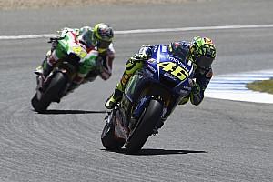 """MotoGP Vista previa Rossi: """"Necesitamos mejorar la moto para ser realmente competitivos"""""""