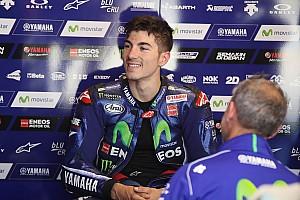 MotoGP Nieuws Viñales heeft geen verklaring voor zijn crash in Amerikaanse GP