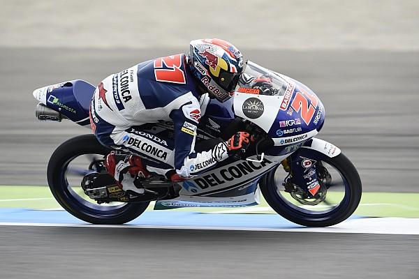 Moto3 Ultime notizie Di Giannantonio punta al riscatto immediato al Sachsenring